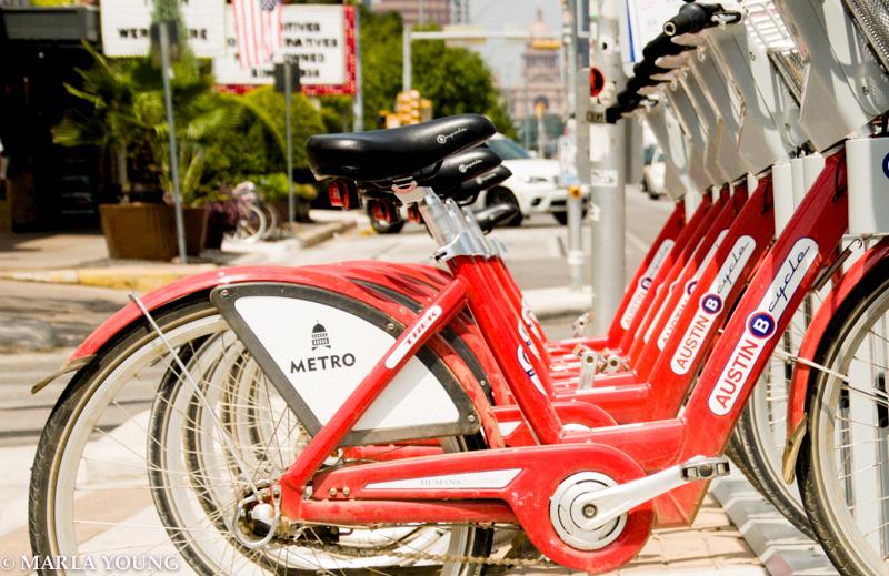 Austin Bike Rentals