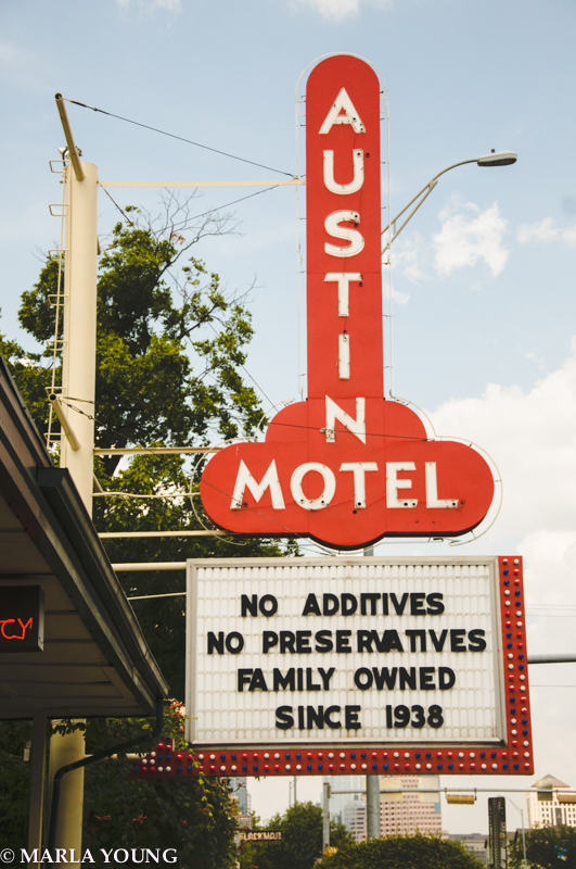 Austin Funky SIgns