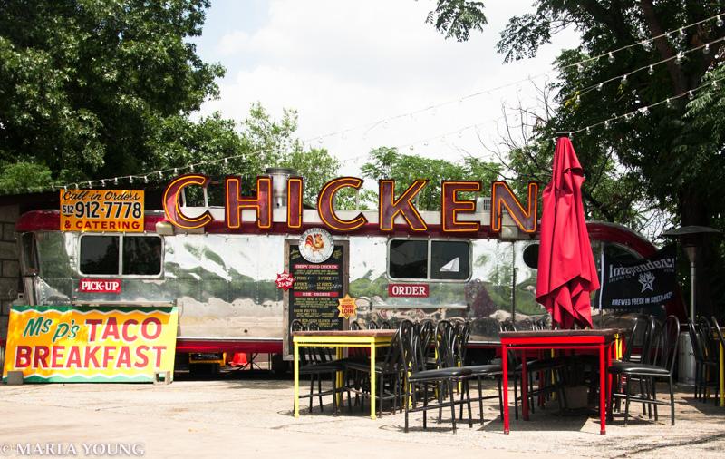 Austin Food Trailer